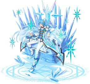 奥奇传说天启极魄冰灵王