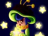 赛尔号板绘 丽莎布布抓星星