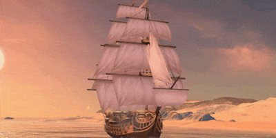 黎明之海游戏爆料 帆船设计概念解析