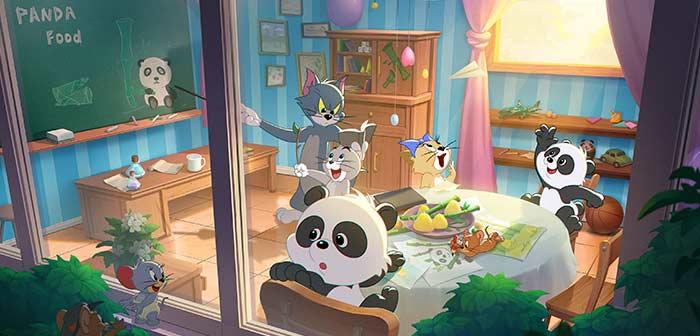 新地图熊猫谷上线 猫和老鼠9月24日更新公告