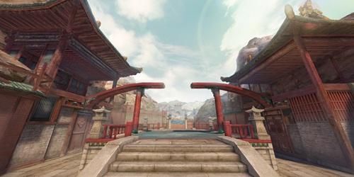 占点刀战-天空神庙