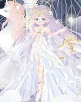 奥比岛仙境假想女神装图鉴