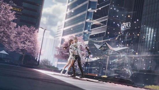 叠纸新作次世代3D恋爱动作手游《恋与深空》首曝 与他一起并肩作战