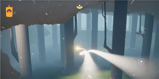 光遇雨林散落的星光