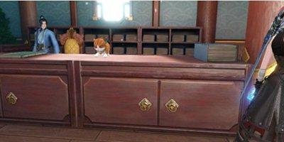 天谕手游苏澜城的猫狗怎么做 猫和狗的位置在哪