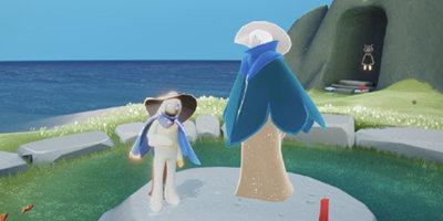 光遇11月5日复刻先祖 兑换沙滩草帽和花瓣斗篷