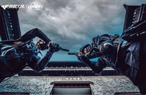 决战电影小镇,为家乡而战!穿越火线2020百城联赛河南省赛圆满落幕
