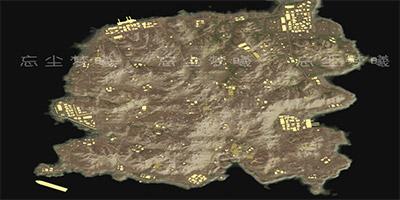 小道消息和平精英黄金岛地图暗夜危机2.0新动态