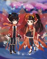 小花仙红枫之恋套装
