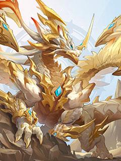 奥奇传说手游黄金圣龙技能介绍 圣域黄金圣龙怎么得