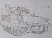 火线精英战略导弹发射车