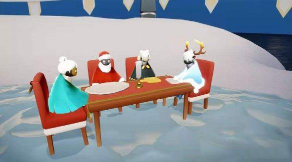 光遇圣诞节椅子怎么获得 光遇圣诞椅子价格是多少
