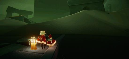 光遇1.1每日任务 光遇1月1日大蜡烛季节蜡烛位置