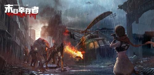 《末日幸存者》1月5日开启测试 隔着栏杆打丧尸!