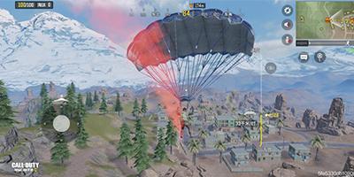 使命战场荒漠区域地图解析 使命战场坠机之地和训练场攻略