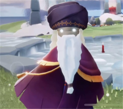 光遇紫金流苏斗篷怎么获得 紫金流苏斗篷先祖在哪里