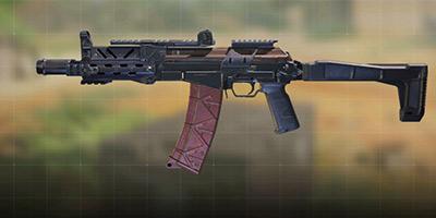 使命召唤手游AKS-74U