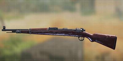 使命召唤手游Kar98K配件搭配 射手步枪Kar98K最佳配件