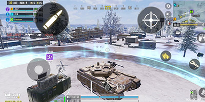 使命召唤手游装甲攻势坦克怎么召 使命召唤手游装甲攻势坦克在哪
