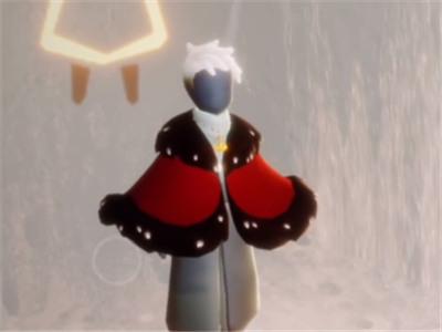 光遇贵族红绒斗篷怎么获得 贵族红绒斗篷先祖在哪里
