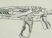 生死狙击玩家手绘 武器合集