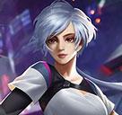 火线精英角色格斗少女-劳拉