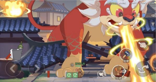 年夜饭BOSS出没!《猫和老鼠》春节大作战重磅上线