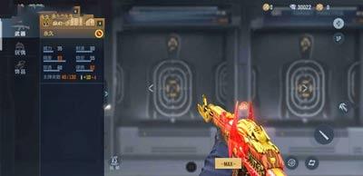 CF手游大神评测:AK47-沙漠郡主-超觉,新的嘤嘤步枪来袭