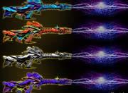 生死狙击自创传说级狙击《焚龙爵》