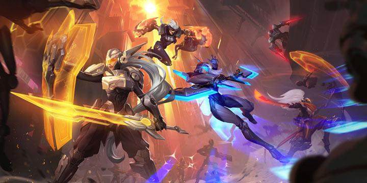 《英雄联盟手游》公布新一期的开发者日志,卡兹克等多名英雄将上线
