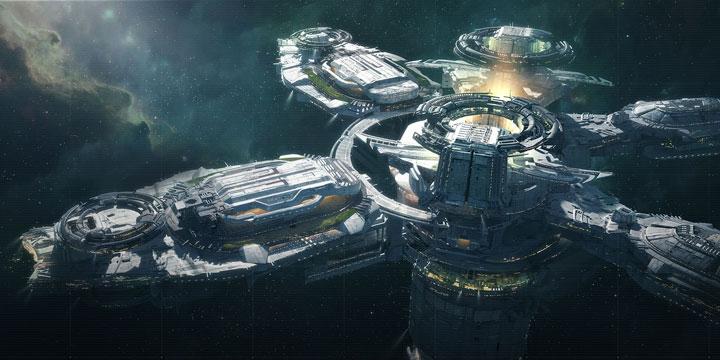 网易太空科幻题材策略游戏《无尽的拉格朗日》4月14日开启测试