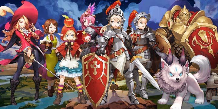 《坎公骑冠剑》评测:欢脱的复古像素RPG,笑点密集的冒险之旅
