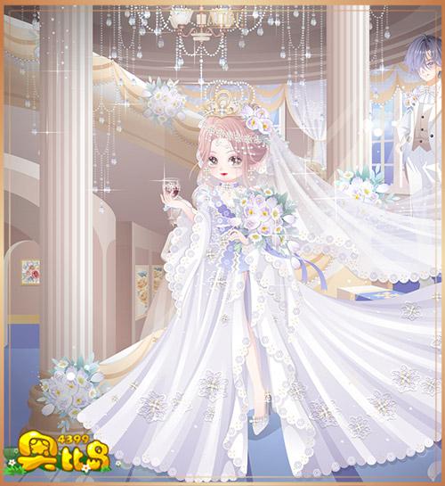 奥比岛女王的嫁纱图鉴