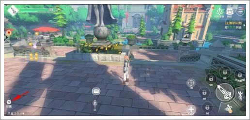 《刀剑神域黑衣剑士:王牌》每日签到领取4399游戏盒独家礼包