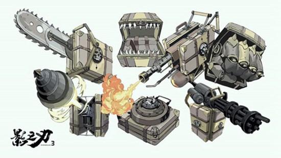 械城迷局将启,至强械师参战!《影之刃3》新角色小厮今日登场!