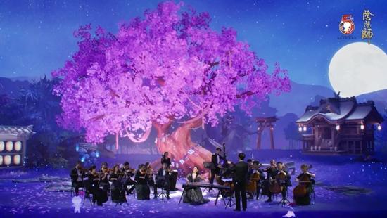 《阴阳师》五周年庆开启,五载和鸣音乐专场平安歌谣会即将奏响