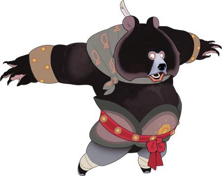 闹闹天宫黑熊精英雄介绍 闹闹天宫黑熊精技能属性介绍