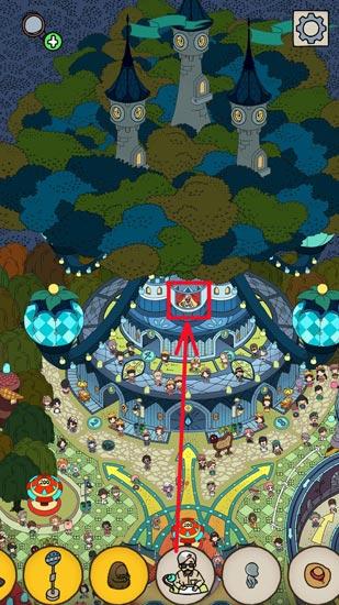 梦境侦探秘密乐园动画之神在哪里 秘密乐园动画之神位置详解